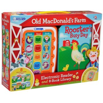 Macdonald's Farm – Electronic Reader and 8-Book Library