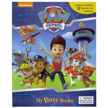 Paw Patrol – My Busy Book