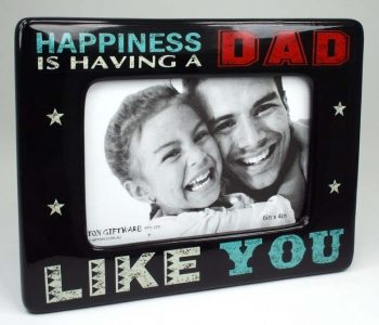Super Dad Photo Frame 6×4 – Dad Like You