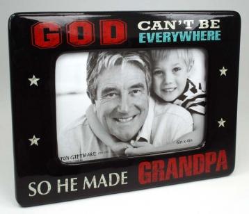 Super Dad Frame – Grandpa