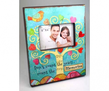 Wall Decor Memory Frame 6×4