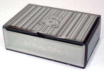 Teddy Keepsake Box