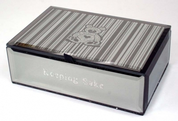 Teddy Keepsake Box