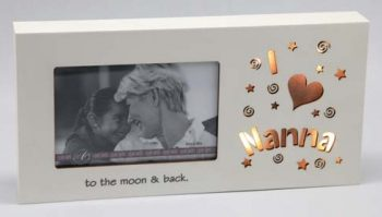 Starlight LED Frame 6×4 – I Love Nanna