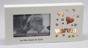 Starlight LED Frame 6×4 – I Love Nanna