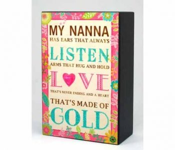 Wall Decor – My Nana