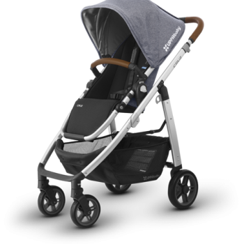 UPPAbaby CRUZ 2018 – Blue Melange (Gregory)