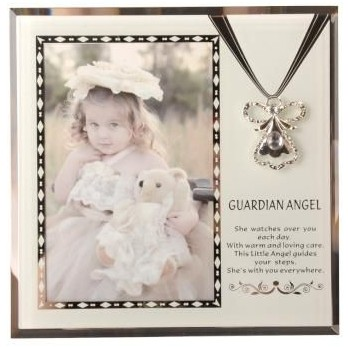 Photo Frame – Guardian Angel