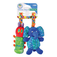The Very Hungry Caterpillar and Elephant Chimes