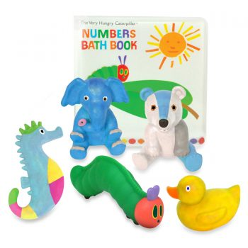 The Very Hungry Caterpillar Bath Playset