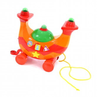 Musical Pull-Along Ninky-Nonk Activity Train