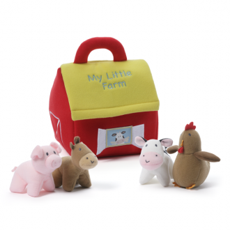 Play Set: My Little Farm (5 piece set)