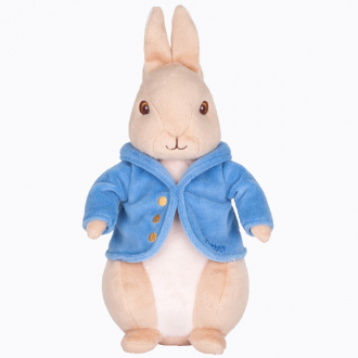 Silky Bean Bag Peter Rabbit