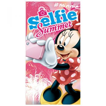 Minnie Mouse Towel – Selfie