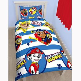 Paw Patrol Pup Quilt Cover Set – Single