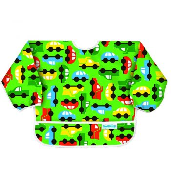 Waterproof Long Sleeved Bib – Car Design
