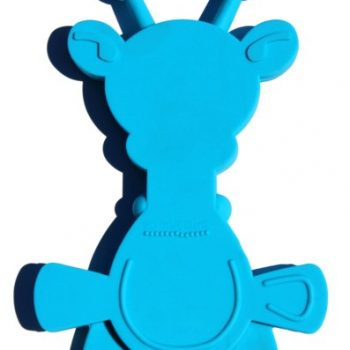 Little Bam Bam Teether – Cyan