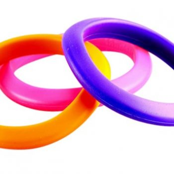 Teething Bangle Set of 3 – Candy