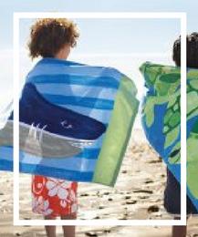 Kids Licensed Towels