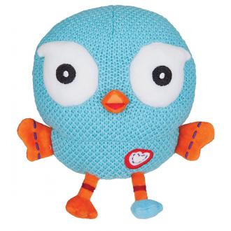 Mini Hoot Knit Plush