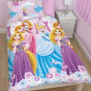 Princess Quilt Cover Set – Single
