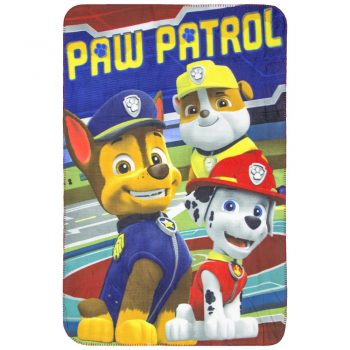 Paw Patrol Polar Fleece Blanket