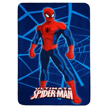 Spiderman Polar Fleece Blanket