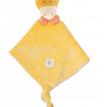 miYim Sam Giraffe Lovie -Security Blanket