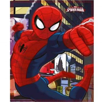 Spiderman Microfiber Blanket