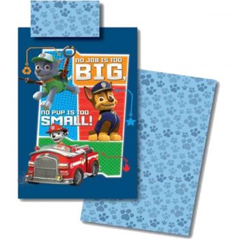Paw Patrol Quilt Cover Set – Single