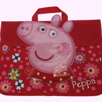 Peppa Pig Tropical Book Bag