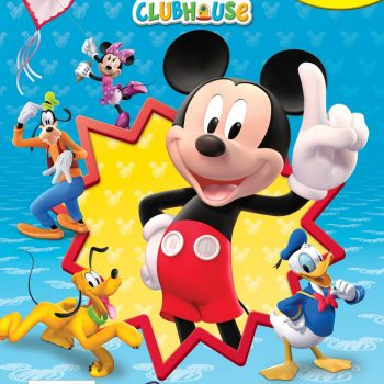 Mickey Mouse – My Busy Book