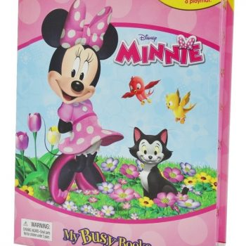 Minnie Mouse – My Busy Book