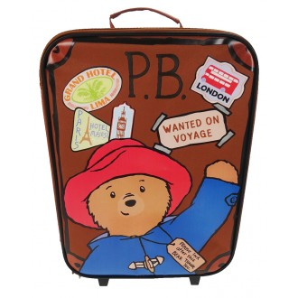 Paddington Bear Trolley Bag
