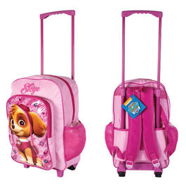 Paw Patrol Trolley Backpack – Skye