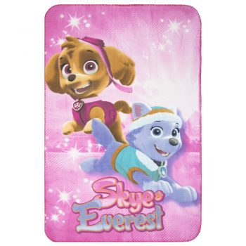 Paw Patrol Polar Fleece Blanket – Skye Everest