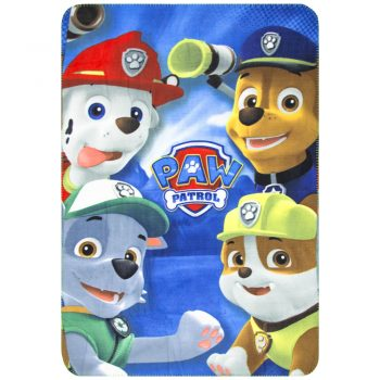 Paw Patrol Polar Fleece Blanket – Team