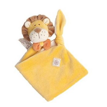 miYim Organic Leo Lion Lovie -Security Blanket