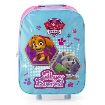 Paw Patrol Trolley Bag – Everest Skye