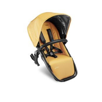 UPPAbaby VISTA 2015 Rumble Seat – Yellow/Graphite (Maya)