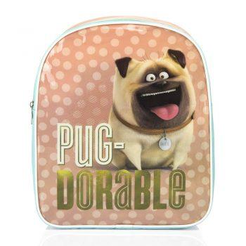 The Secret Life of Pets –  Pug-doarable Backpack
