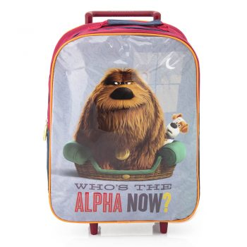 The Secret Life of Pets Trolley Bag – Alpha