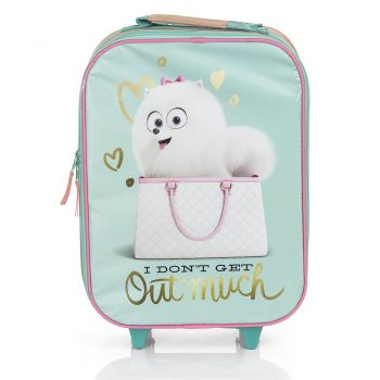 The Secret Life of Pets Trolley Bag – Don't Get Out Much