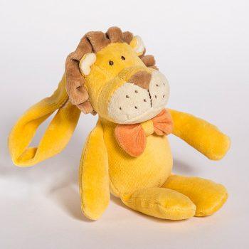 miYim Organic Stroller Toy – Leo Lion