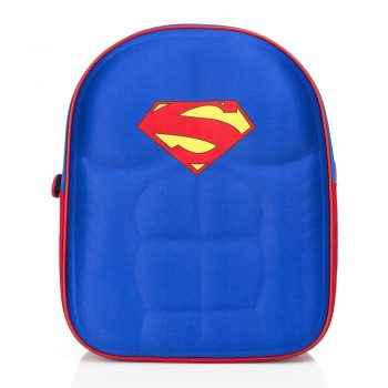 Superman Body 3D Backpack