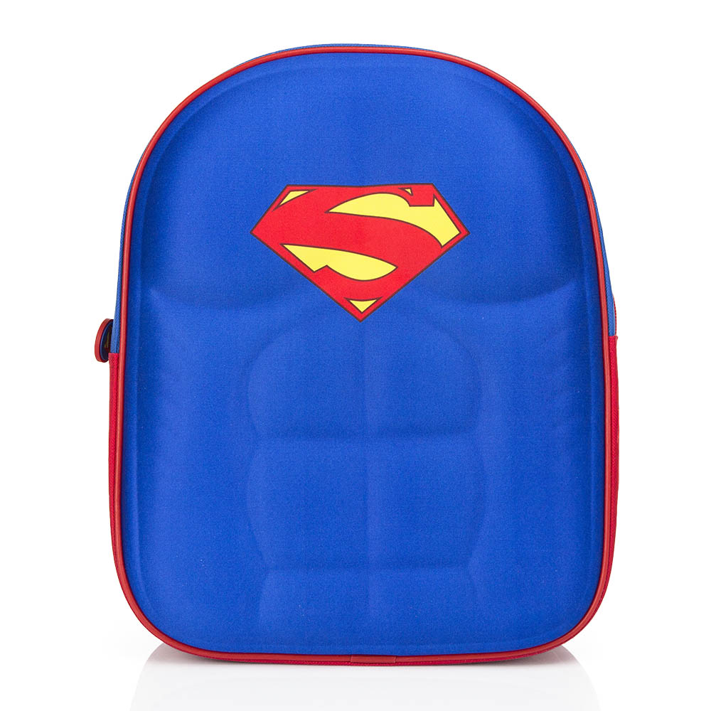 6d56f137783 Superman Body 3D Backpack – Simply Bubs Merchandise