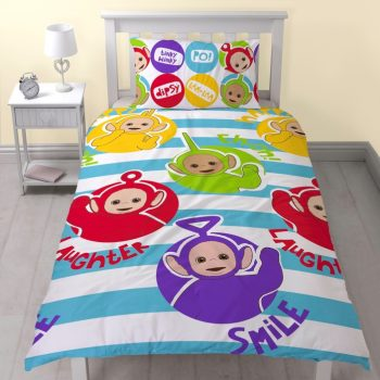 Teletubbies Quilt Cover Set – Single
