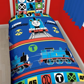 Thomas & Friends Quilt Cover Set – Single