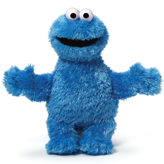 Soft Toy Cookie Monster