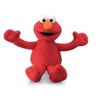 Mini Beanie Elmo